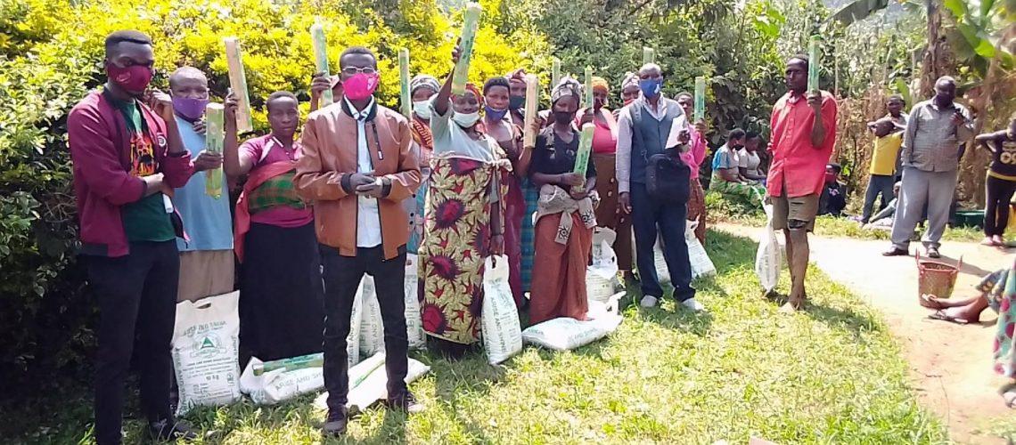 2021 Smith, Uganda covid relief 2
